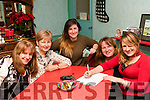 Correct<br /> ----------<br /> Supporting the annual Christmas quiz in O&quot;Connors bar, Cloghane village in aid of Pieta House, Tralee on Friday Dec 30th were L-R Gina Overy, EileenJane Marie Nicholl with Tabitha&amp;Louise Overy all from the village.