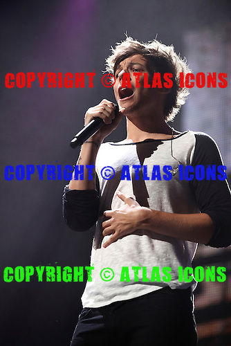 One Direction, live, 2013,<br />
