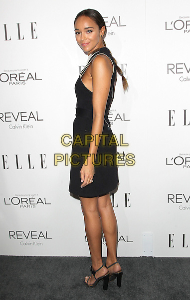 20 October  2014 - Beverly Hills, California - Ashley Madekwe. 2014 ELLE Women In Hollywood Awards held at the Four Seasons Hotel.  <br /> CAP/ADM/FS<br /> &copy;Faye Sadou/AdMedia/Capital Pictures