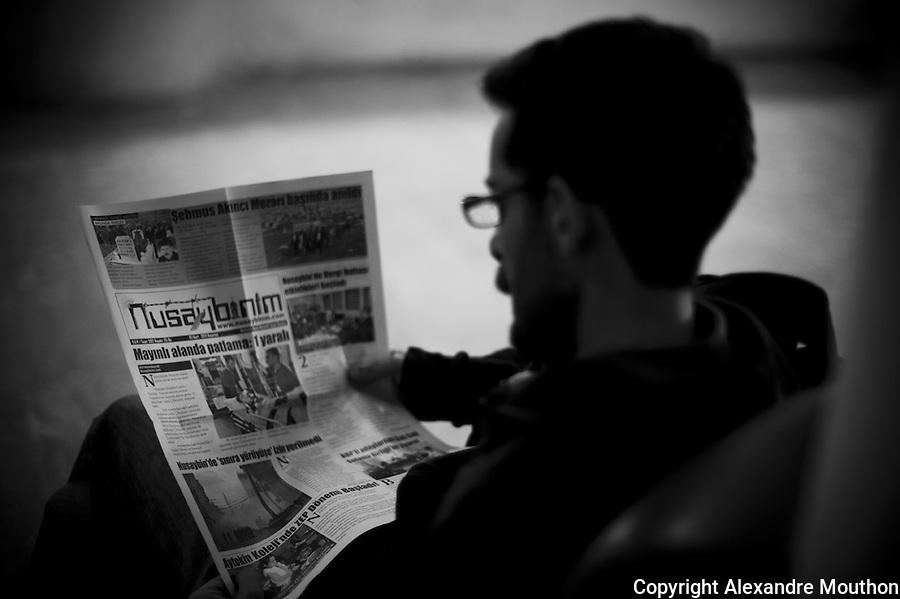 Le journal de la Ville de Nusaybin.