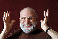 2002: OLIVER SACKS, WRITER  © Leonardo Cendamo