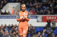 Middlesbrough's Darren Randolph<br /> <br /> Photographer Hannah Fountain/CameraSport<br /> <br /> The EFL Sky Bet Championship - Ipswich Town v Middlesbrough - Tuesday 2nd October 2018 - Portman Road - Ipswich<br /> <br /> World Copyright &copy; 2018 CameraSport. All rights reserved. 43 Linden Ave. Countesthorpe. Leicester. England. LE8 5PG - Tel: +44 (0) 116 277 4147 - admin@camerasport.com - www.camerasport.com