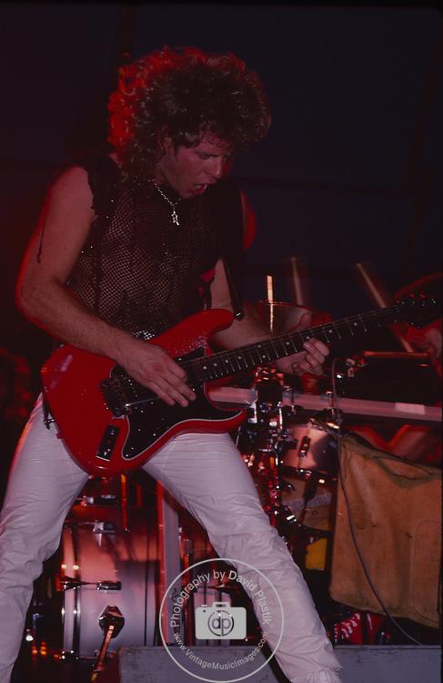 Night Ranger<br /> July 1984<br /> New York