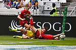 Will Talbot-Davies, Day 1 at Cape Town 7s for HSBC World Rugby Sevens Series 2018, Cape Town, South Africa - Photos Martin Seras Lima