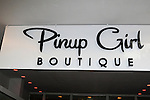 LOS ANGELES - AUG 3: Atmosphere at the opening of the 'Pinup Girl Boutique' on August 3, 2012 in Burbank, California