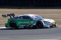 2018 DTM at Brands Hatch. #99 Mike Rockenfeller. Audi Sport Team Phoenix. Audi RS 5 DTM.