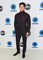 05 February 2019 - Pasadena, California - Harry Shum Jr.. Disney ABC Television TCA Winter Press Tour 2019 held at The Langham Huntington Hotel. Photo Credit: Birdie Thompson/AdMedia