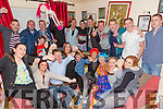 Jonathan O'Reilly celebrating his 18th birthday with family and friends at home in Shanakill, Tralee on Friday night