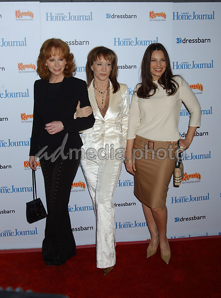 "2 February 2005 - West Hollywood, Ca. Reba McEntire. 2005 ""Funny Ladies We Love"" hosted by Ladies Home Journal held at Pearl. Photo Credit: Laura Farr/AdMedia"