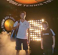 12-02-14, Netherlands,Rotterdam,Ahoy, ABNAMROWTT,Edouard Roger-Vasselin(FRA)<br /> Photo:Tennisimages/Henk Koster