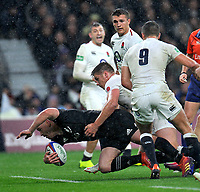 England v New Zealand. Quilter International. November 10, 2018