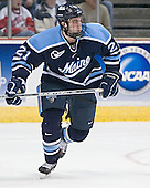 Matt Duffy - The University of Maine Black Bears defeated the Michigan State University Spartans 5-4 on Sunday, March 26, 2006, in the NCAA East Regional Final at the Pepsi Arena in Albany, New York.
