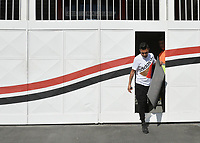 SÃO PAULO, SP, 30.06.2018 - TREINO SÃO PAULO – Petros se despede do São Paulo após treino realizado no estádio do Morumbi em São Paulo, neste sabado, 30.(Foto: Levi Bianco/Brazil Photo Press)