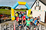 Asdee 5k & 10k Runs: Pictured at the start of the annual Asdee GAA club 5k & 10k charity run on Saturday morning last in aid of the Kerry Respite centre.