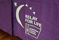 American Cancer Society Relay for Life Kickoff at Grotto