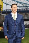 John Cena at the 'Bumblebee photocall, London, UK Tower Bridge London