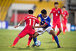 Korea Republic vs Malaysia during their AFC U-16 Championship India 2016 Group C match at Pandit Jawaharlal Nehru Stadium on 22 September 2016, in Goa, India. Photo by Stringer / Lagardere Sports