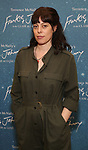 """Arin Arubs during the """"Frankie And Johnny In The Clair De Lune"""" Company Meet The Press  at the the New 42nd Street Studios on April 18, 2019 in New York City."""