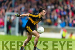 John Payne Dr Crokes in action against  Kenmare District in the Senior County Football Championship final at Fitzgerald Stadium on Sunday.