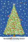 Kate, CHRISTMAS SYMBOLS, WEIHNACHTEN SYMBOLE, NAVIDAD SÍMBOLOS, paintings+++++Holly tree,GBKM325,#xx#