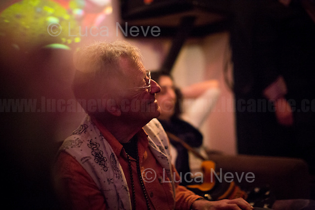Lee Harris.<br />