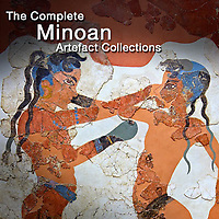 Pictures & images of Ancient Minoan museum art, artefacts & antiquities