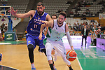Basketball Champions League 2017/18 - Previus.<br /> Divina Seguros Joventut vs Dinamo Tbilisi: 86-66.<br /> Kiel Turpin vs Sergi Vidal.