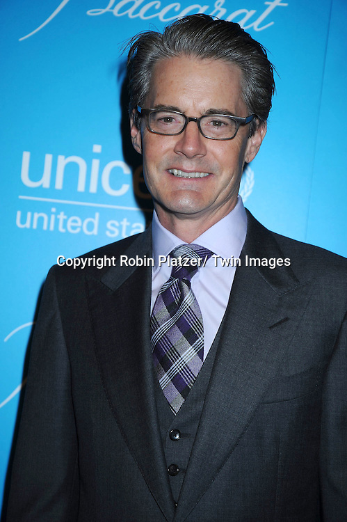 Kyle MacLachlan attending The 7th Annual Unicef Snowflake Ball on November 30, 2010 at Cipriani 42nd .Street.