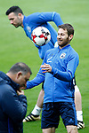 Israel's Sheran Yeini during training session. March 23,2017.(ALTERPHOTOS/Acero)