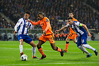 Liverpool's Georginio Wijnaldum in action <br /> <br /> Photographer Craig Mercer/CameraSport<br /> <br /> UEFA Champions League Round of 16 First Leg - FC Porto v Liverpool - Wednesday 14th February 201 - Estadio do Dragao - Porto<br />  <br /> World Copyright &copy; 2018 CameraSport. All rights reserved. 43 Linden Ave. Countesthorpe. Leicester. England. LE8 5PG - Tel: +44 (0) 116 277 4147 - admin@camerasport.com - www.camerasport.com