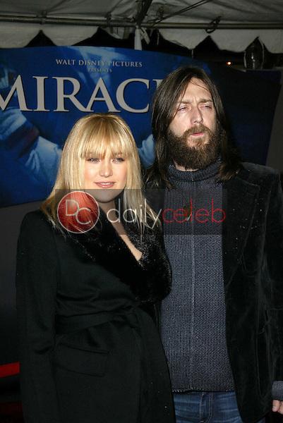 Kate Hudson and husband Chris Robinson