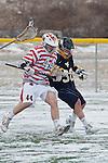 The Miami University Red Hawks lacrosse team defeated West Virginia University in the season opener.