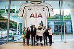 Tottenham Hotspur - AIA Giant Shirt Reveal in Hong Kong