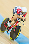 Leung Chun Wing of the SCAA competes in Men Elite - Individual Pursuit Final during the Hong Kong Track Cycling National Championship 2017 on 25 March 2017 at Hong Kong Velodrome, in Hong Kong, China. Photo by Chris Wong / Power Sport Images
