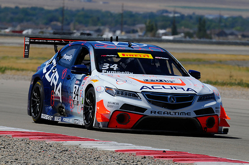11-14 August, 2016, Tooele, Utah, USA<br /> #34 Spencer Pumpelly, Acura TLX-GT<br /> © 2016, Jay Bonvouloir, ESCP