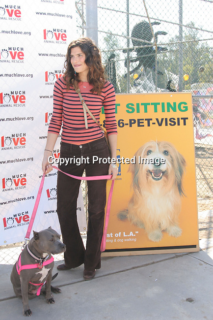 Lake Bell &amp; Margret<br />