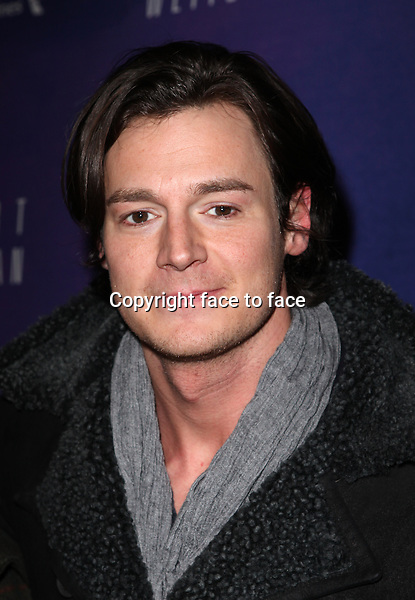 Benjamin Walker attending the The Broadway Opening Night Performance for Rogers + Hammerstein' s Cinderella at the Broadway Theatre in New York City on 3/3/2013 ..Credit: McBride/face to face