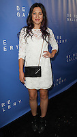 WEST HOLLYWOOD, CA, USA - MAY 15: Michelle Branch at the The De Re Gallery Grand Opening held at the De Re Gallery on May 15, 2014 in West Hollywood, California, United States. (Photo by Celebrity Monitor)