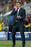 Cracovia (Polonia) 30-06-2017 Calciofinale Europeo Under 21 Polonia 2017 / Germania - Spagna / foto NewsPix/Image Sport/Insidefoto<br /> nella foto: Stefan Kuntz<br /> ITALY ONLY