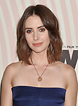 BEVERLY HILLS, CA - JUNE 13: Alison Brie attends the Women In Film 2018 Crystal + Lucy Awards at The Beverly Hilton Hotel on June 13, 2018 in Beverly Hills, California.