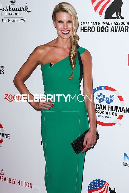 BEVERLY HILLS, CA, USA - SEPTEMBER 27: Beth Ostrosky Stern arrives at the 4th Annual American Humane Association Hero Dog Awards held at the Beverly Hilton Hotel on September 27, 2014 in Beverly Hills, California, United States. (Photo by Xavier Collin/Celebrity Monitor)