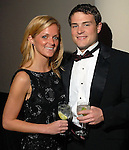 "Elizabeth Hipp and Scott Shackouls at the Children's Museum ""Road to Rio"" Gala at The Corinthian Friday Oct. 19,2007.  (Dave Rossman/For the Chronicle)"