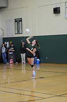 The Harker School - US - Upper School - Harker US JV Girls Volleyball vs Mercy-Burlingame - Photo by Kyle Cavallaro