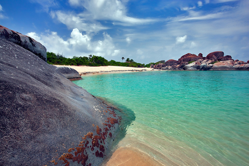 The Baths. Virgin Gorda. British Virgin Islands