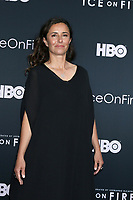 """LOS ANGELES - JUN 5:  Director Leila Conners at the """"Ice on Fire"""" HBO Premiere at the LACMA Bing Theater on June 5, 2019 in Los Angeles, CA"""