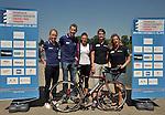 08/07/2013 - PruHealth World Triathlon Grand Final London - Spectator Launch - Serpentine - London