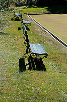 three benches