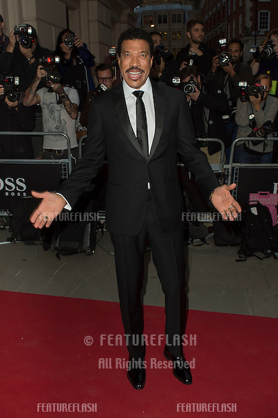 Lionel Ritchie at the 2015 GQ Men of the Year Awards at the Royal Opera House, Covent Garden, London.<br /> September 8, 2015  London, UK<br /> Picture: Dave Norton / Featureflash