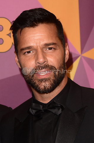 BEVERLY HILLS, CA - JANUARY 7: Ricky Martin at the HBO Golden Globes After Party, Beverly Hilton, Beverly Hills, California on January 7, 2018. Credit: <br /> David Edwards/MediaPunch