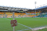 A general view of Carrow Road, home of Norwich City FC<br /> <br /> Photographer David Shipman/CameraSport<br /> <br /> The EFL Sky Bet Championship - Norwich City v Bolton Wanderers - Saturday 8th December 2018 - Carrow Road - Norwich<br /> <br /> World Copyright &copy; 2018 CameraSport. All rights reserved. 43 Linden Ave. Countesthorpe. Leicester. England. LE8 5PG - Tel: +44 (0) 116 277 4147 - admin@camerasport.com - www.camerasport.com